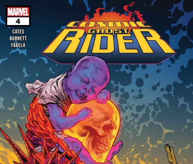 Cosmic Ghost Rider (2018) #4