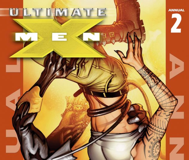Ultimate X-Men Annual (2006) #2