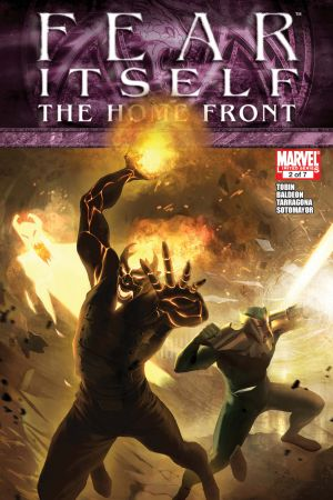 Fear Itself: The Home Front (2010) #2