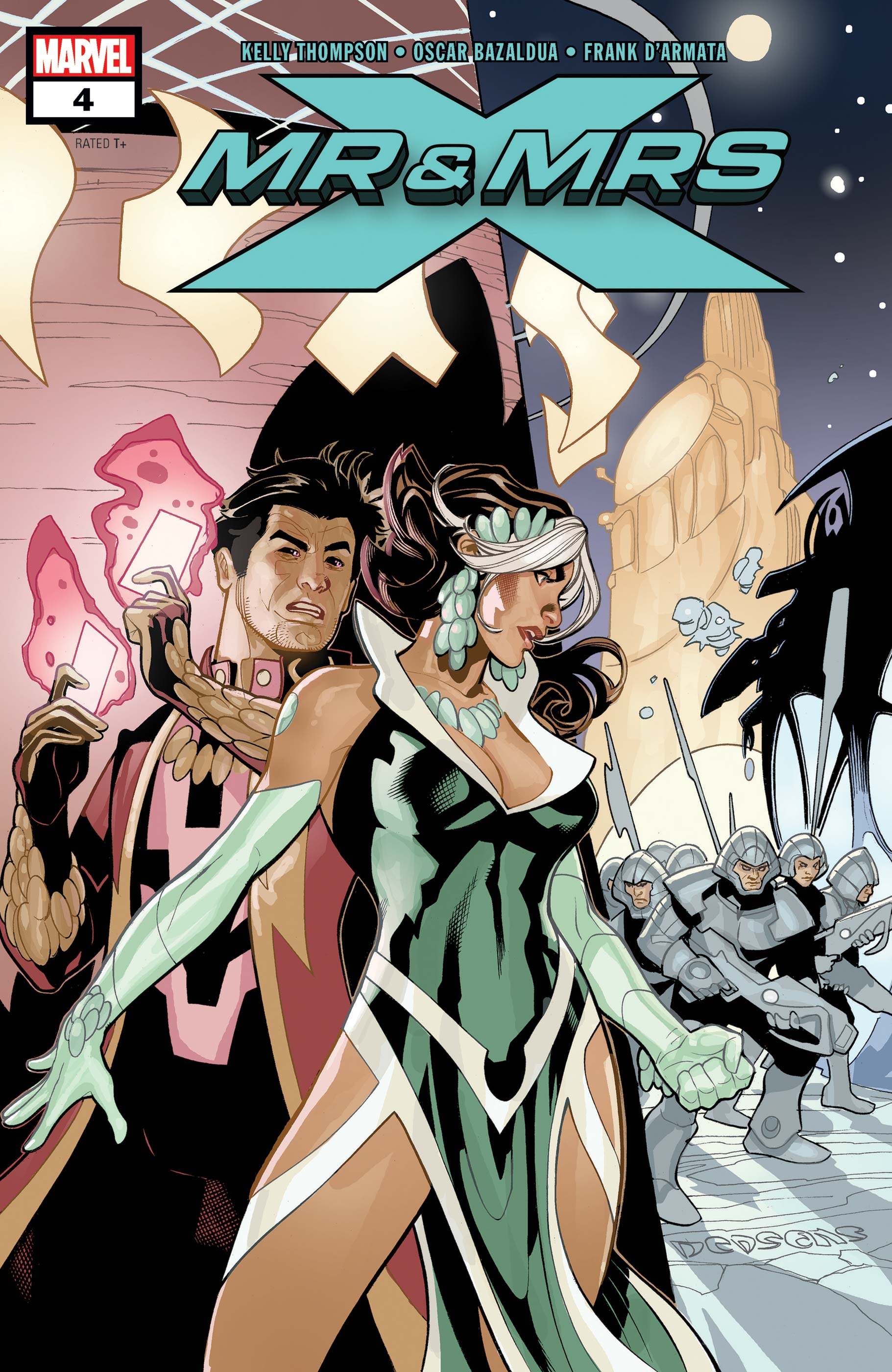 Mr. and Mrs. X (2018) #4