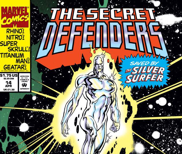 Secret Defenders #14