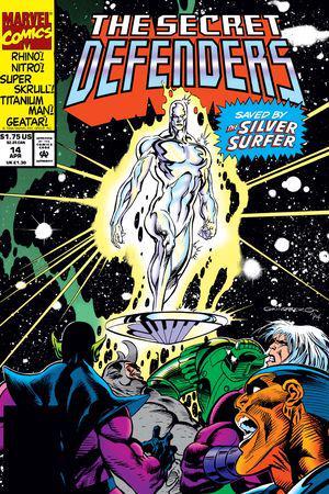 Secret Defenders (1993) #14