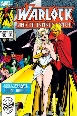 Warlock and the Infinity Watch #29