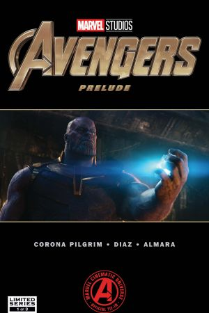 Marvel's Avengers: Untitled Prelude #1