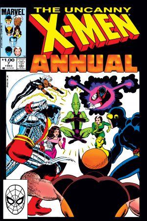 X-Men Annual (1970) #7