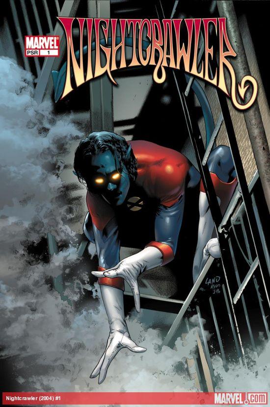 Nightcrawler (2004) #1