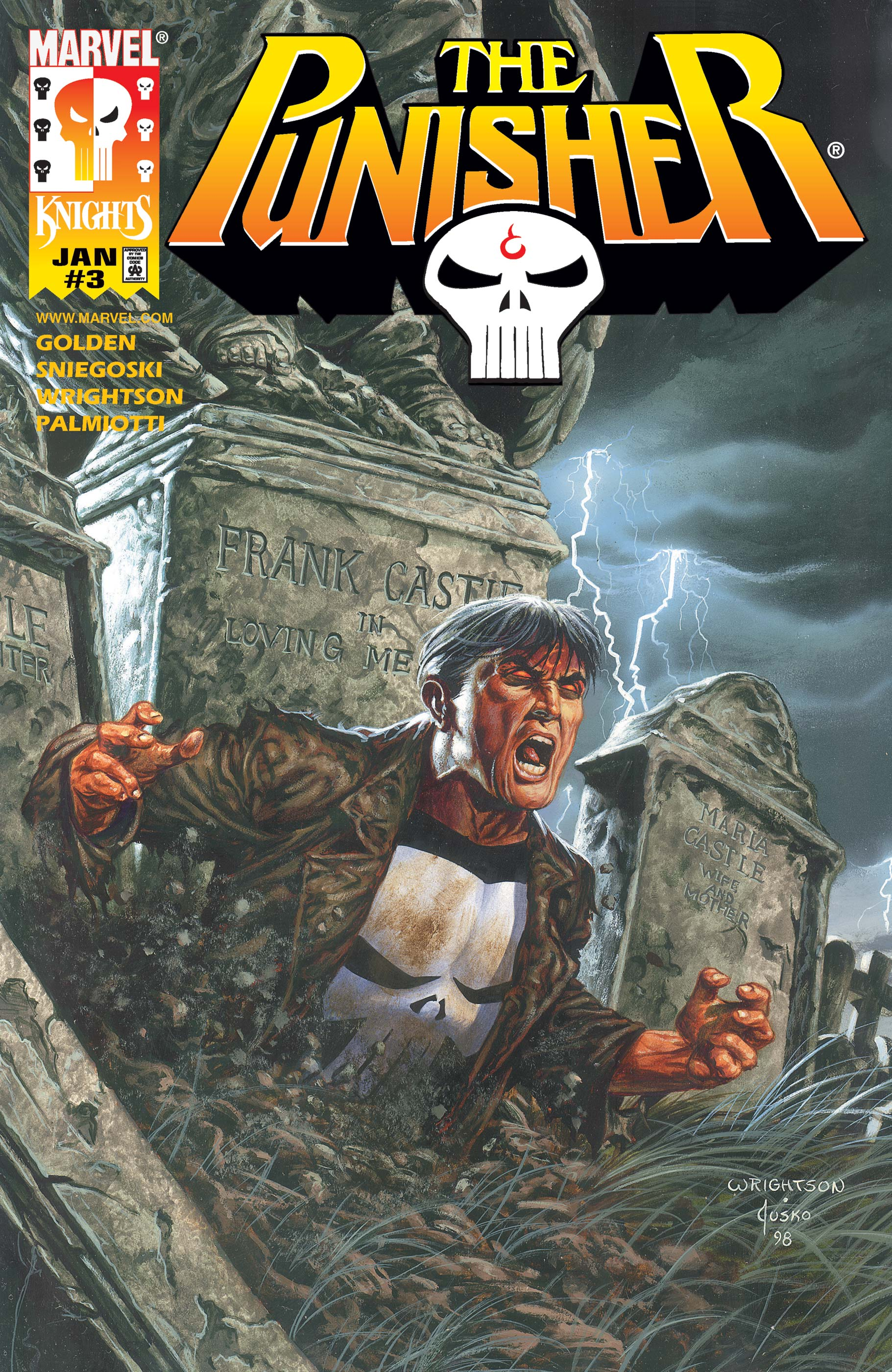 The Punisher (1998) #3
