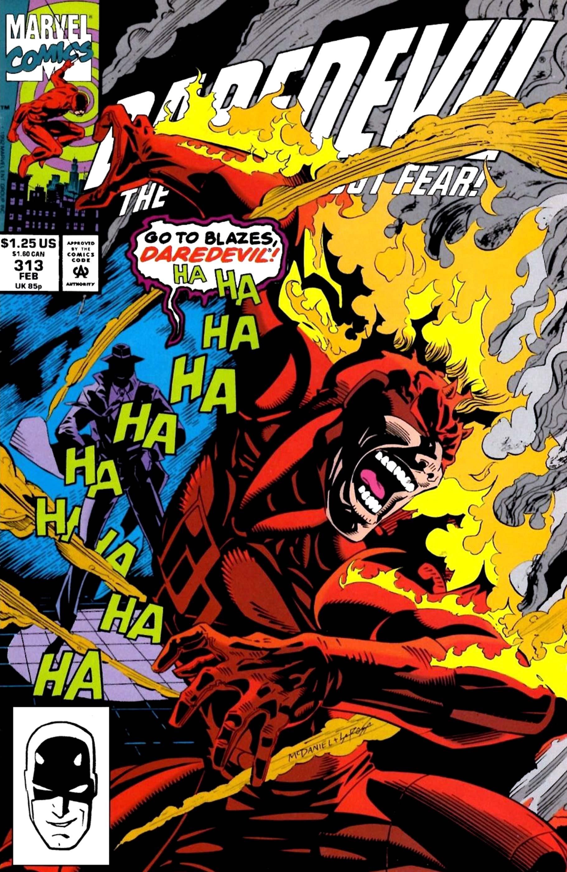 Daredevil (1964) #313