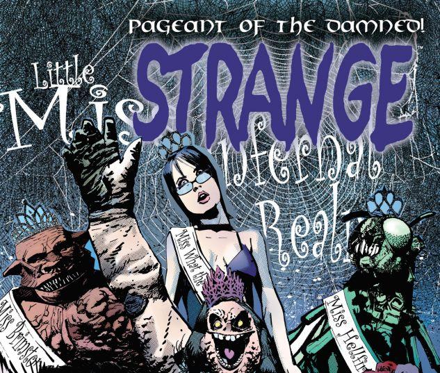 STRANGE (2009) #3