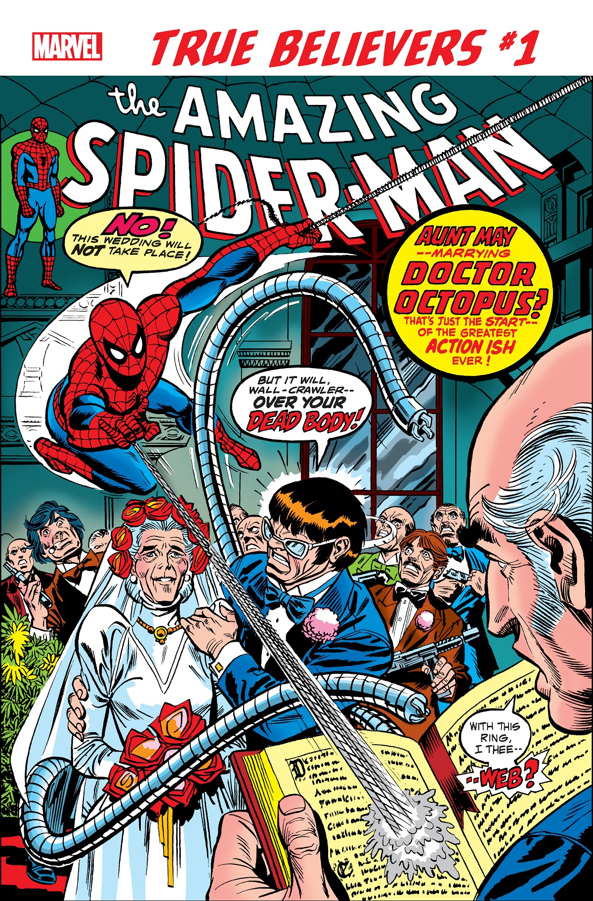 True Believers: Spider-Man - The Wedding Of Aunt May & Doc Ock (2019) #1