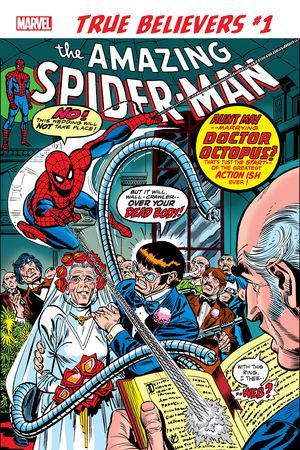 True Believers: Spider-Man - The Wedding Of Aunt May & Doc Ock #1