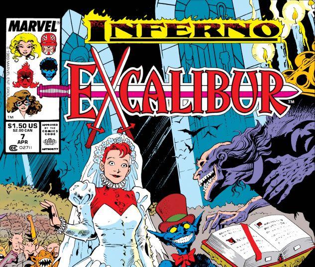 EXCALIBUR (1988) #7