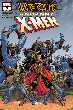 War of the Realms: Uncanny X-Men (2019) #3