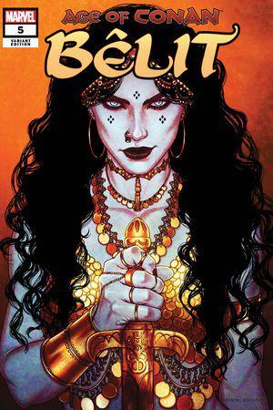 Age of Conan: Belit (2019) #5 (Variant)