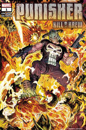 Punisher Kill Krew (2019) #1