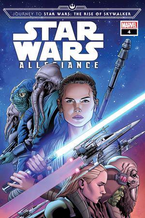 Journey to Star Wars: The Rise of Skywalker - Allegiance (2019) #4 (Variant)