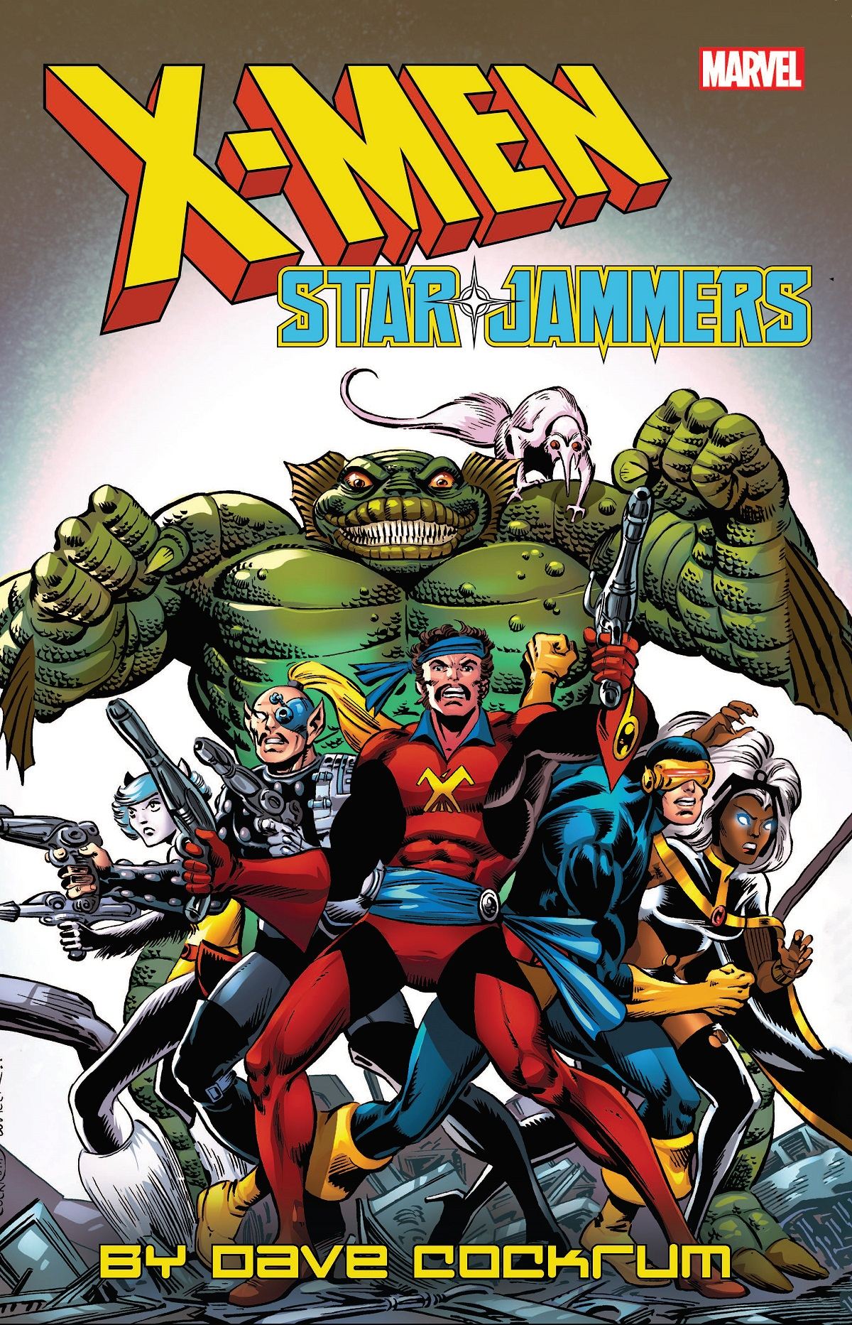 X-Men: Starjammers by Dave Cockrum (Trade Paperback)