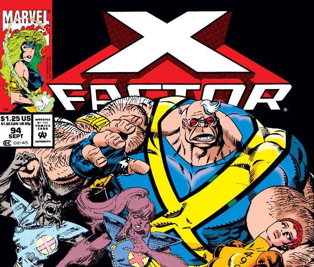 X-Factor #94