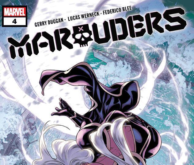 Marauders #4