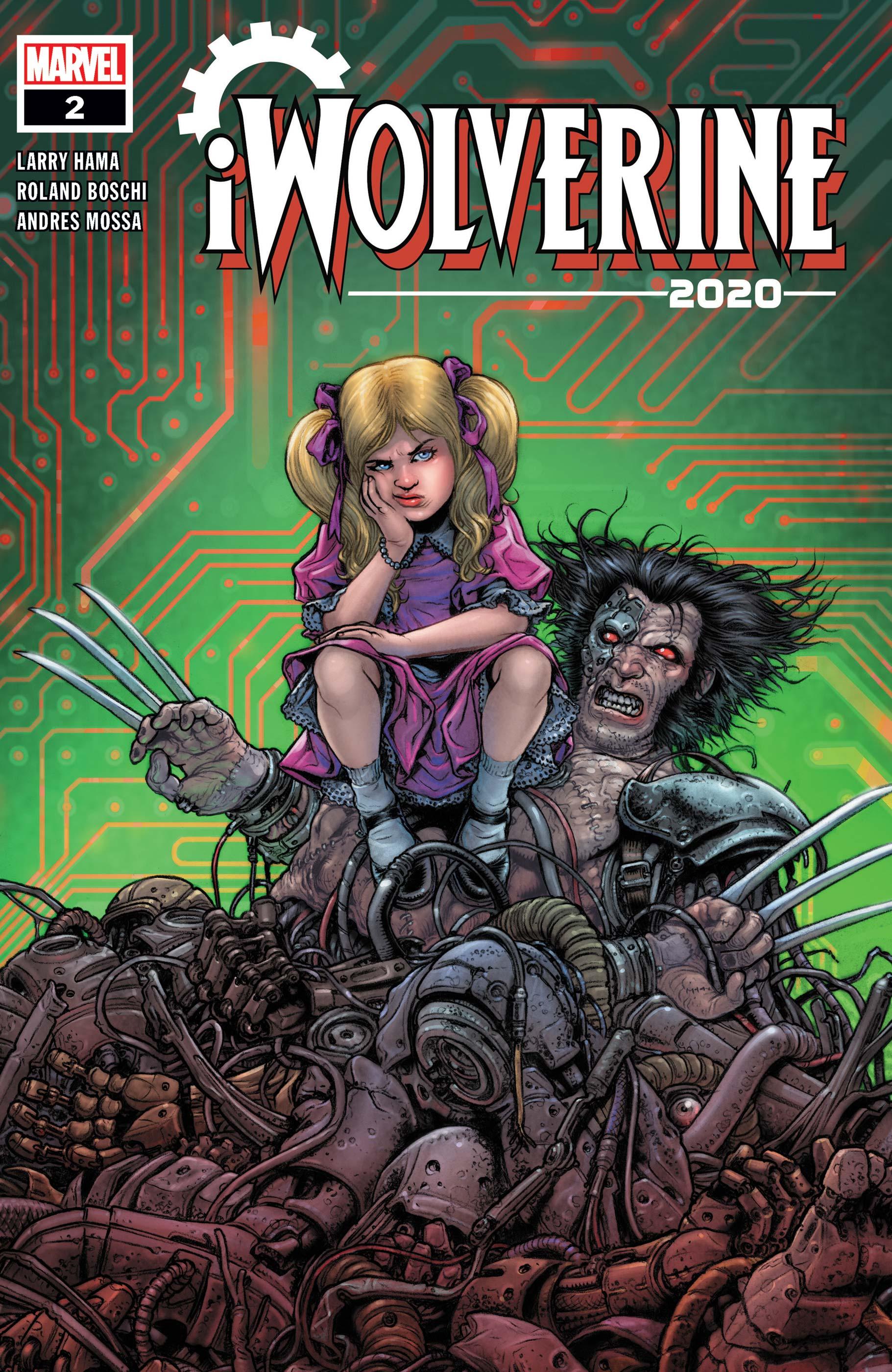 2020 iWolverine (2020) #2