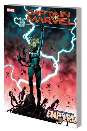 CAPTAIN MARVEL VOL. 4: ACCUSED TPB (Trade Paperback)