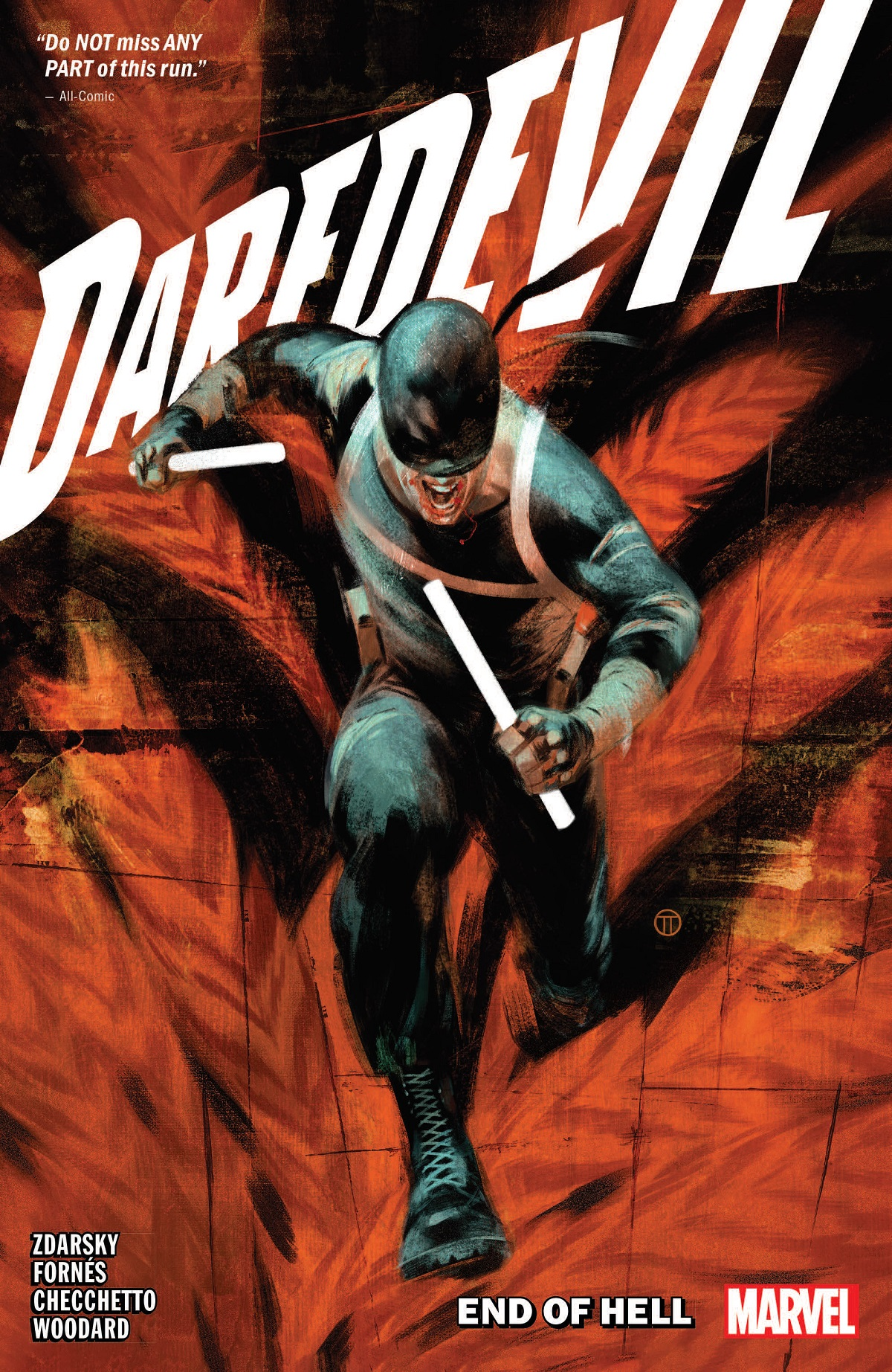 Daredevil by Chip Zdarsky Vol. 4: End Of Hell (Trade Paperback)