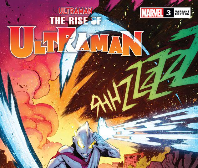 The Rise of Ultraman #3