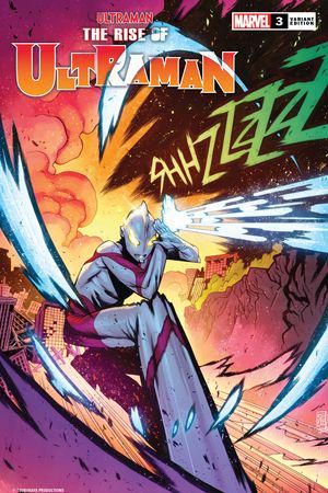 The Rise of Ultraman (2020) #3 (Variant)
