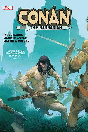 Conan The Barbarian by Aaron & Asrar (Hardcover)