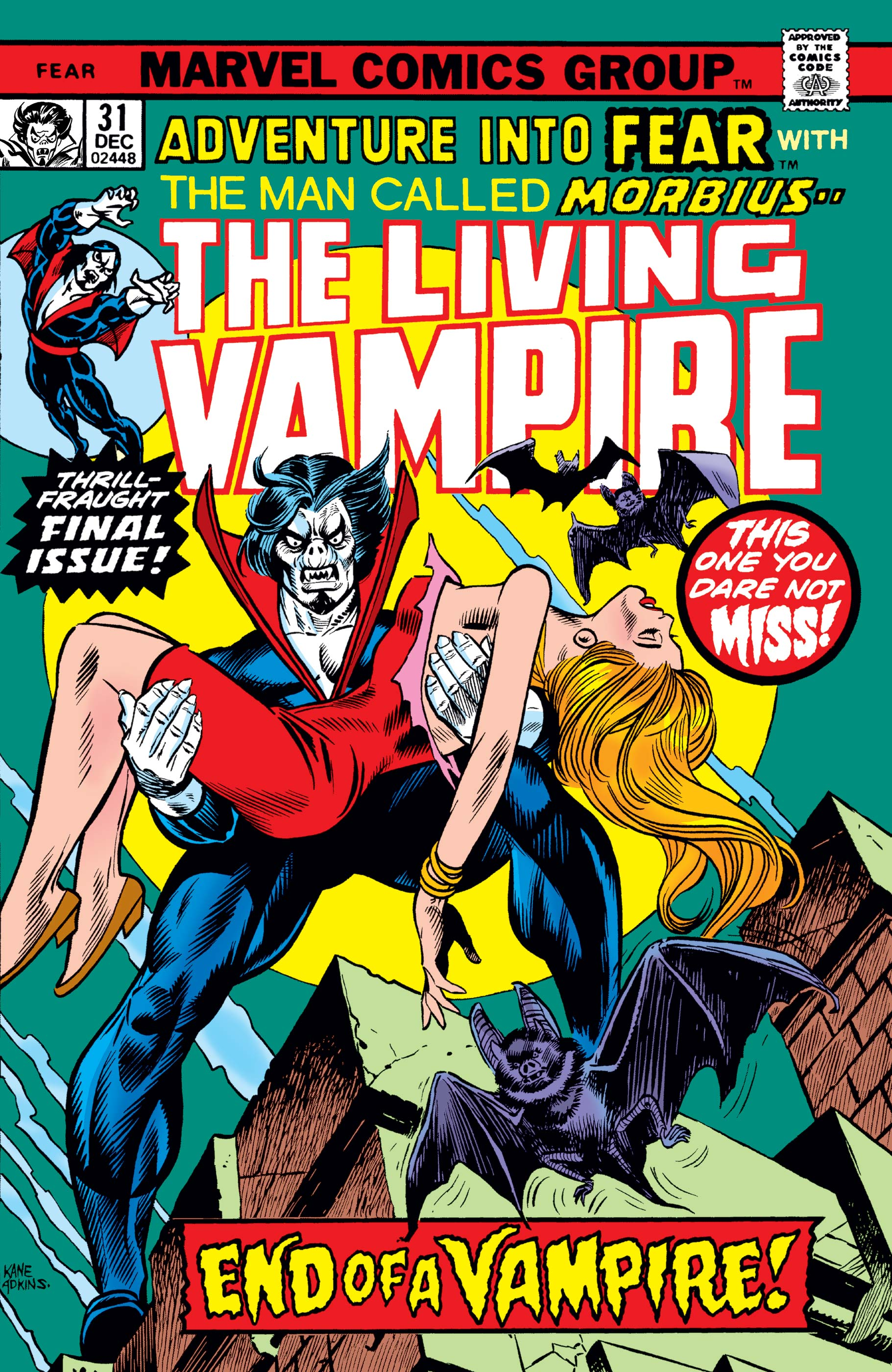 Adventure Into Fear (1970) #31