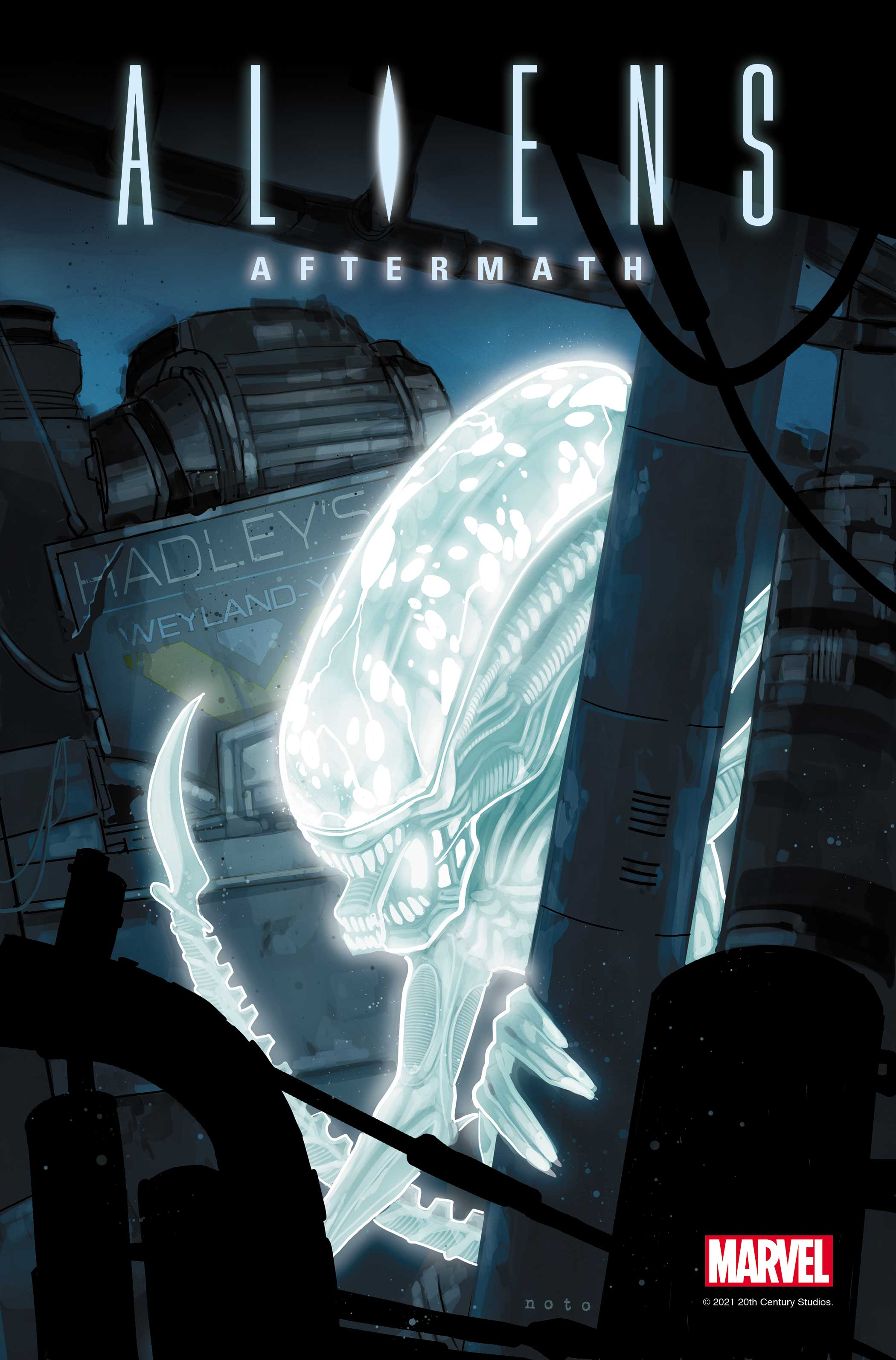 ALIENS: AFTERMATH 1 (2021) #1