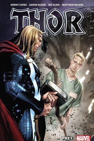 Thor By Donny Cates Vol. 2: Prey (Trade Paperback)
