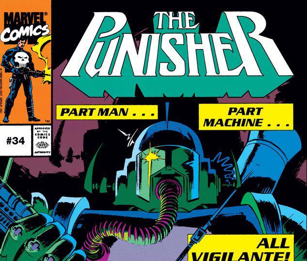 Punisher #34