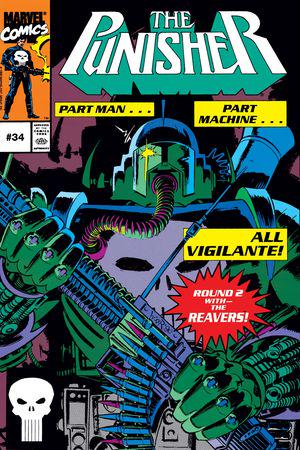 The Punisher (1987) #34