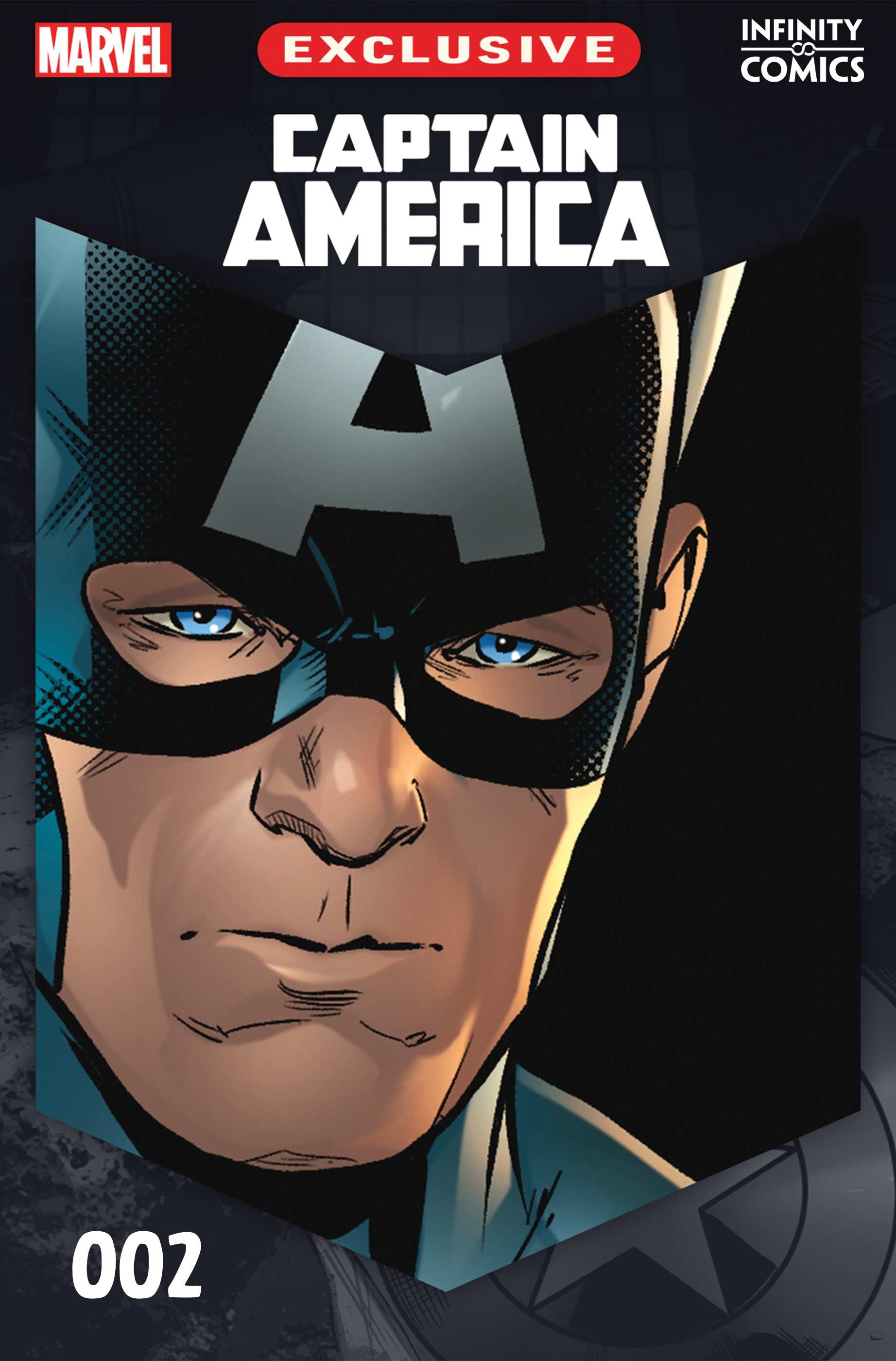 Captain America Infinity Comic (2021) #2