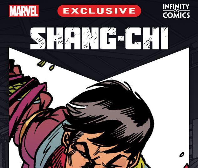 Shang-Chi Infinity Comic #4