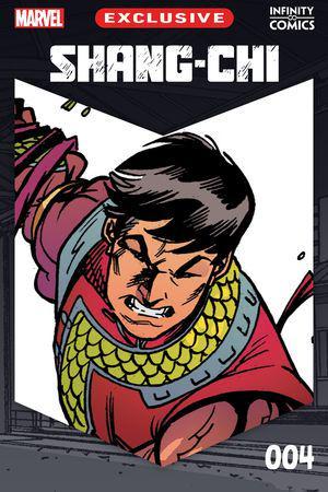 Shang-Chi Infinity Comic (2021) #4