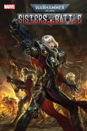 Warhammer 40,000: Sisters of Battle (2021) #4 (Variant)