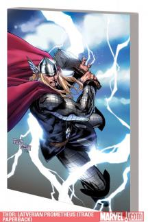 Thor: Latverian Prometheus (Trade Paperback)