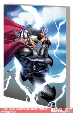 Thor: Latverian Prometheus (Trade Paperback)