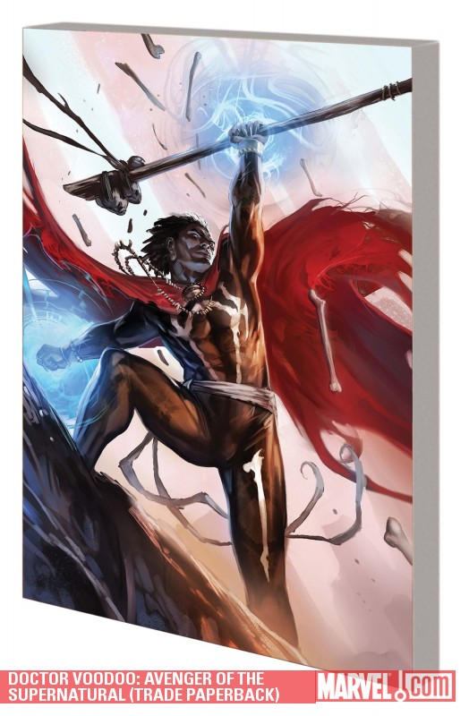 Doctor Voodoo: Avenger of the Supernatural (Trade Paperback)