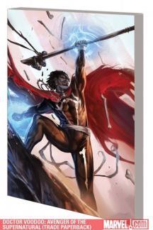 Doctor Voodoo: Avenger of the Supernatural (Trade Paperback)