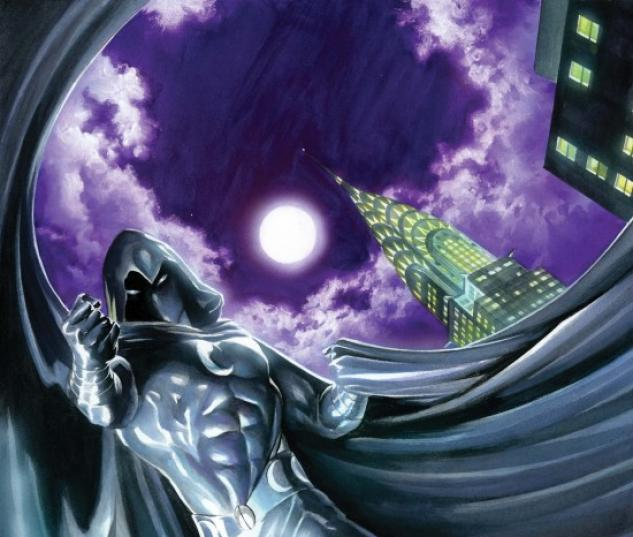 VENGEANCE OF THE MOON KNIGHT #1 (ROSS COVER)