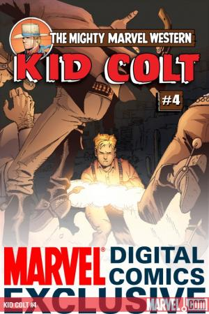 Kid Colt (2009) #4