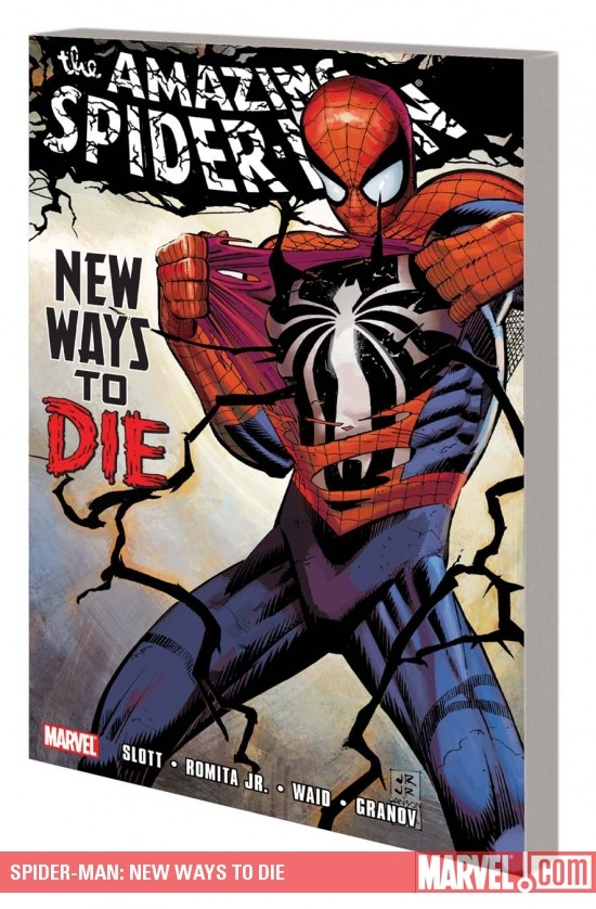 SPIDER-MAN: NEW WAYS TO DIE TPB (Trade Paperback)