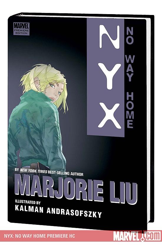 Nyx: No Way Home (Hardcover)