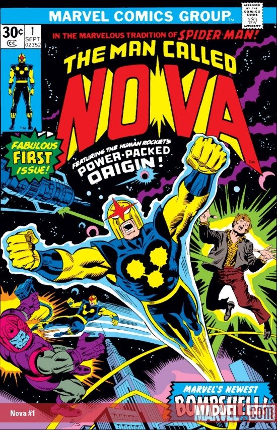 Nova (1976) #1
