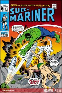 Sub-Mariner #34