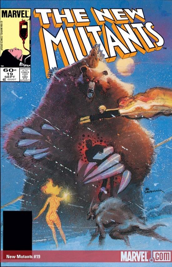 New Mutants (1983) #19