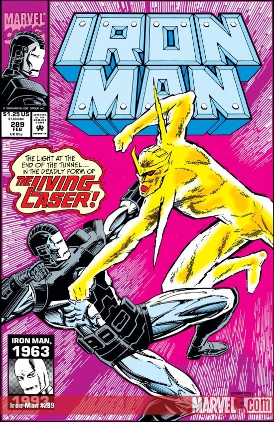Iron Man (1968) #289